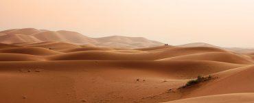 desert afrique du nord