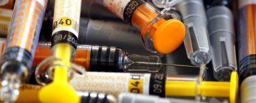 Seringues : traitement médicamenteux
